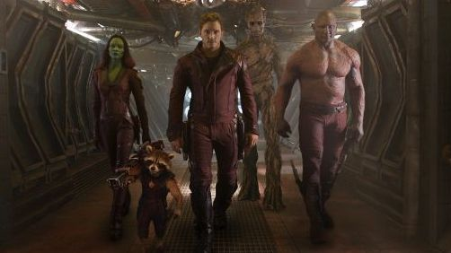 'Guardians of the Galaxy' Featurette