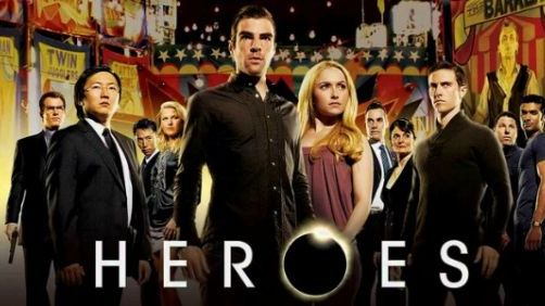 A Few Details About 'Heroes Reborn'