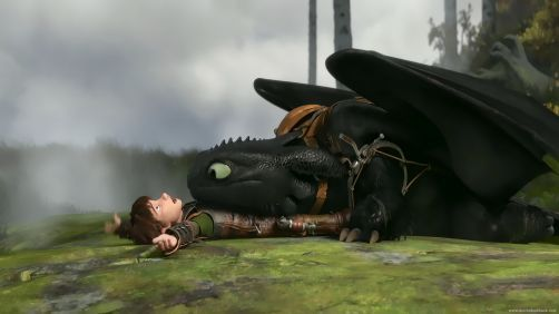 'How to Train Your Dragon 3' Pushed to 2018