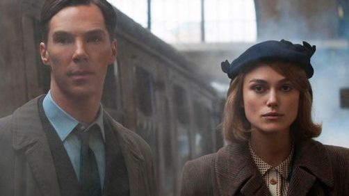 Keira Knightly and Benedict Cumberbatch in Clip from 'The Imitation Game'