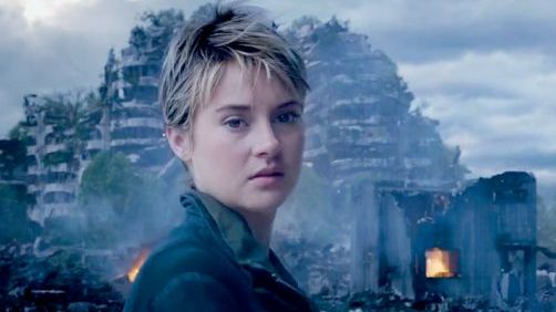 'Insurgent' Trailer — Shailene Woodley Fights Back