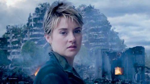 'Insurgent' Trailer —Shailene Woodley Fights Back
