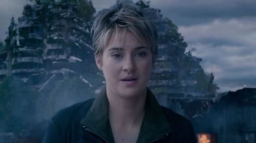 Superbowl TV Spot for 'Insurgent'