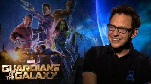 Hal Rudnik Interviews James Gunn About 'Guardians of the Galaxy'