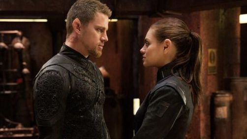 'Jupiter Ascending' Flops to 'SpongeBob' Success