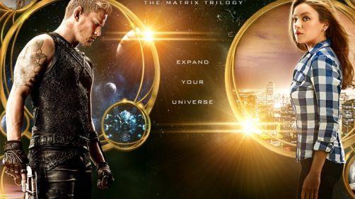 'Jupiter Ascending' International Trailer