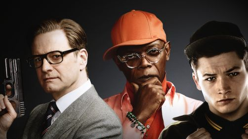 'Kingsman: The Secret Service' Super Bowl Spot