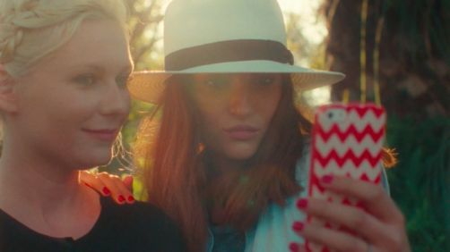 Kirsten Dunst in Short Film 'Aspirational' About Selfie Culture