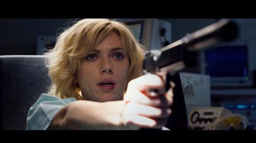 Scarlett Johansson Is Crazy in Latest Clip From 'Lucy'