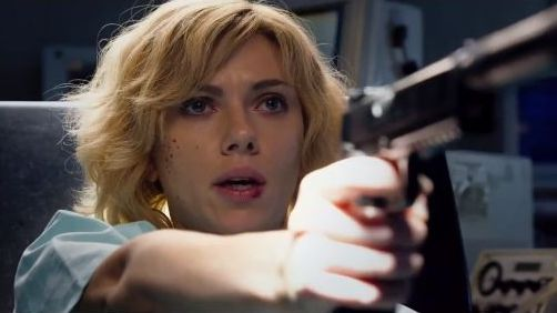 'Lucy' International Trailer