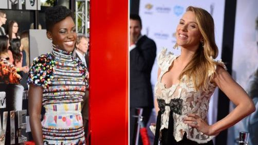 Scarlett Johansson and Lupita Nyong'o In Talks for Disney's 'Jungle Book'