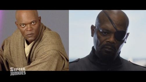 """Star Wars must have blown his mind!"" Honest Trailer for 'The Winter Soldier'"