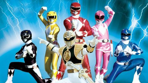 'Power Rangers' Movie On The Way