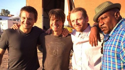 'Mission: Impossible 5' Set Photo