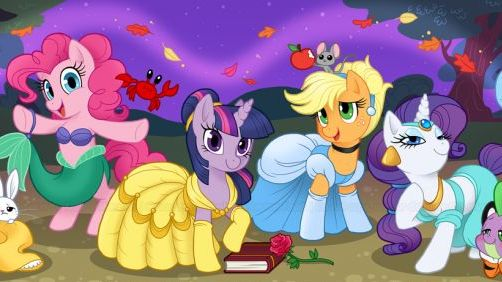 Hasbro Working on 'My Little Pony' For Release in 2017