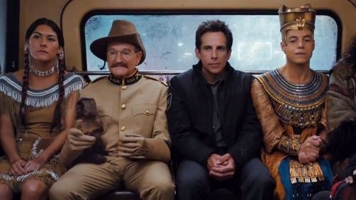 'Night at the Museum: Secret of the Tomb' Trailer