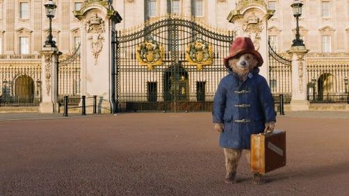 New 'Paddington' Trailer, Now Featuring Ben Whishaw