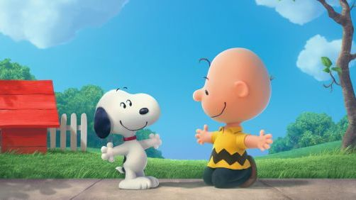 New 'Peanuts' Trailer