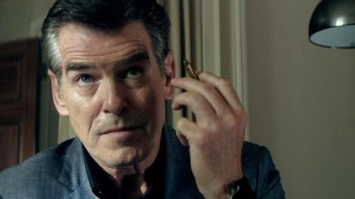 Pierce Brosnan Is Back in Action in Trailer for 'The November Man'