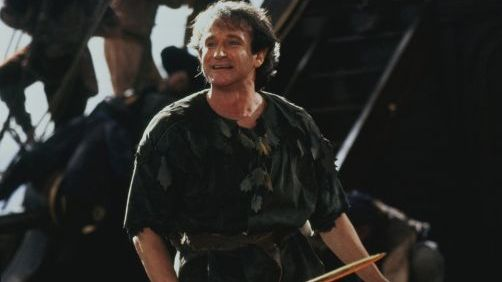 "Robin Williams ""Learns"" About Hand-Drawn Animation in 'Back to Neverland'"