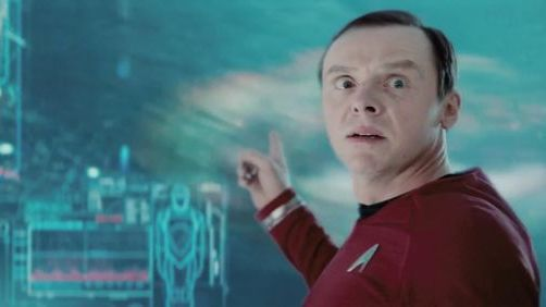 Simon Pegg Will Co-Write Next 'Star Trek' Film