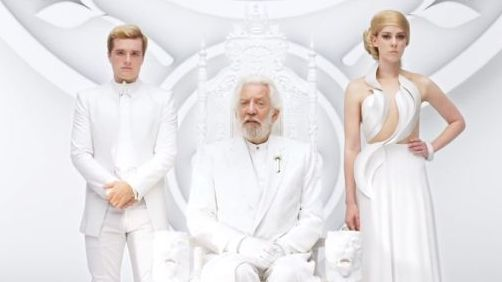 New 'Hunger Games' Clip — Hacking the Capitol Transmission