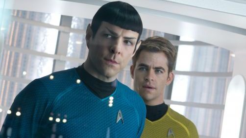 'Star Trek 13' First Draft Completed