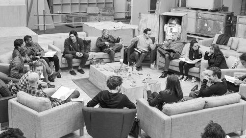 'Star Wars VII' Cast Announced