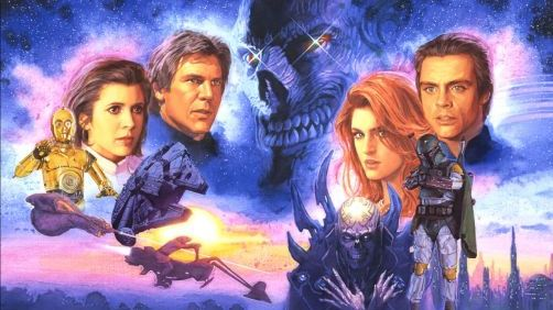 About the 'Star Wars Expanded Universe'