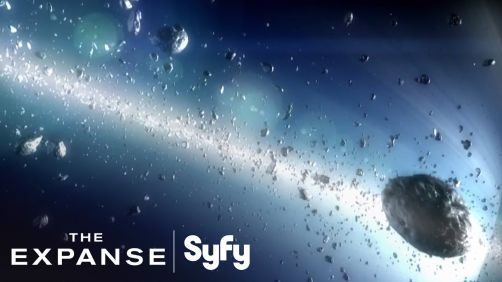 'The Expanse' Trailer — Upcoming 10 Episode TV Show on SyFy Channel