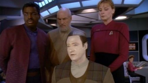 Trailers For TNG Remastered Season 7, and 'All Good Things' Series Finale
