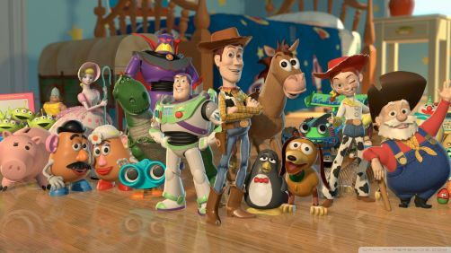 'Toy Story 4' Set for June 16th, 2017 —John Lasseter to Direct