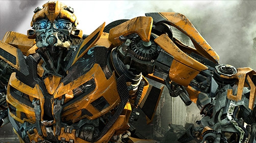 Redesign all the Things (for 'Transformers 4')