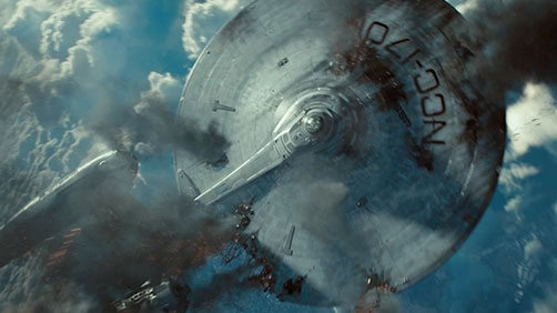 Pascale's Shot by Shot for new 'Star Trek' Trailer