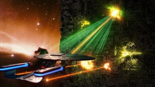 'Star Trek TNG' Season 3 Stuff