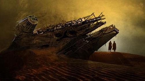 'Star Wars VII' Fan Posters