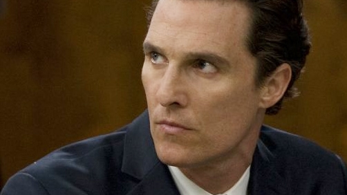 McConaughey Will Play DiCaprio's Boss