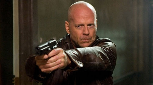 Bruce Willis Talks 'Die Hard 6', Opposed to Gun Control