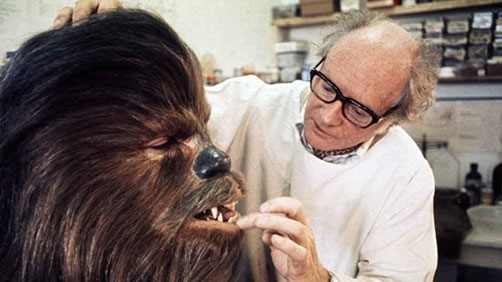 Legendary 'Star Wars' Makeup Artist Passes Away
