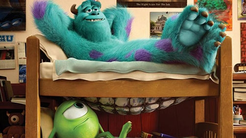'Monsters University' Featurette