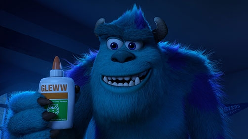 'Monsters University' Clip