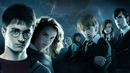 'Harry Potter' 15th Anniversary New Cover