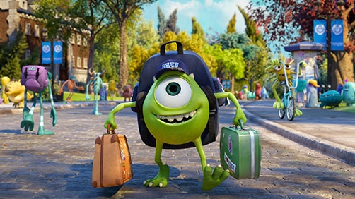 'Monsters University' - A Message from the Dean
