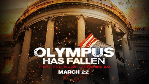 'Olympus Has Fallen' Featurette