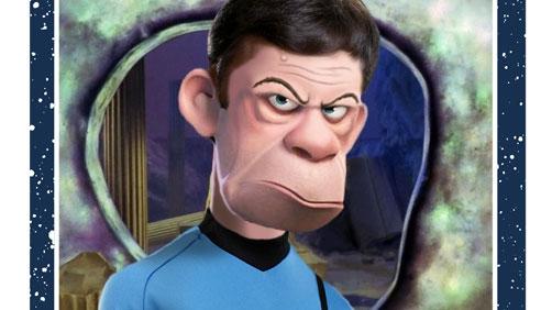 What if Pixar Rebooted 'Star Trek'