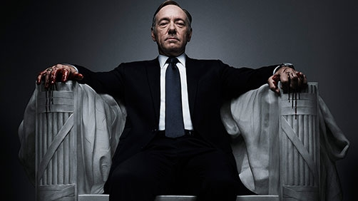 'House of Cards' as 'Shakespeare'