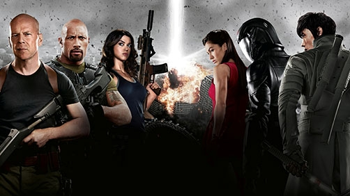 'G.I. Joe: Retaliation' - Two New TV Spots
