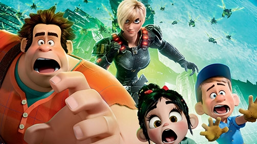 Hints about 'Wreck-it Ralph' Sequel