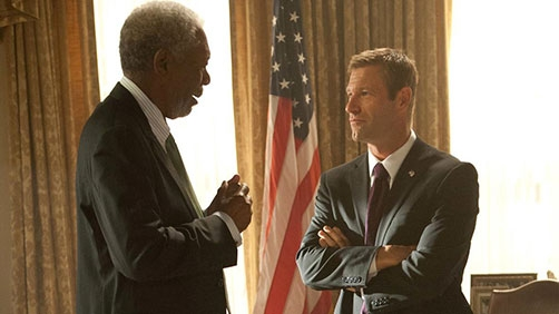 'Olympus Has Fallen' New TV Spot
