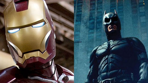 Billion Dollar Super Heroes